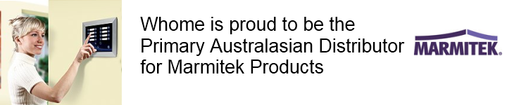 Whome is proud to be the Primary Australasian Distributor for Marmitek Products
