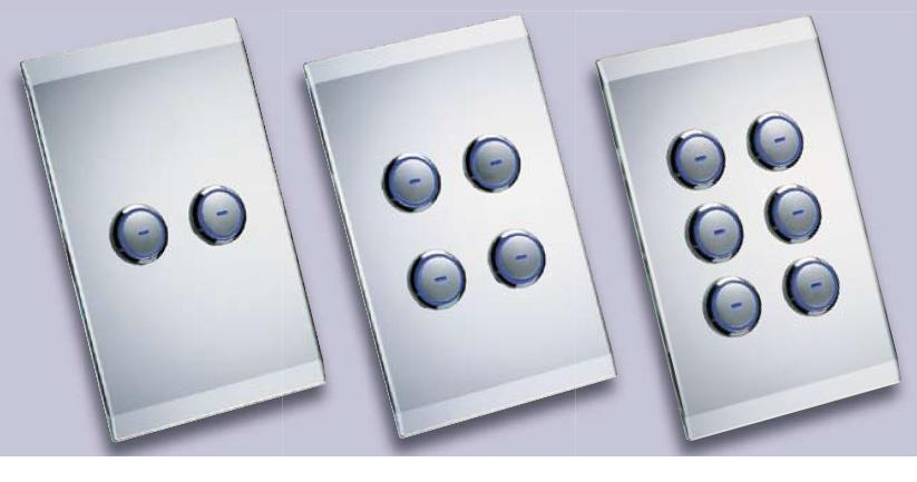 Home Automation Light Switches - Design Decoration